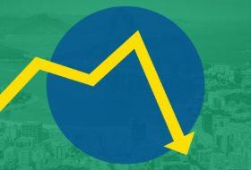 Queda de juros no Brasil