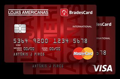 cartao de credito americanas