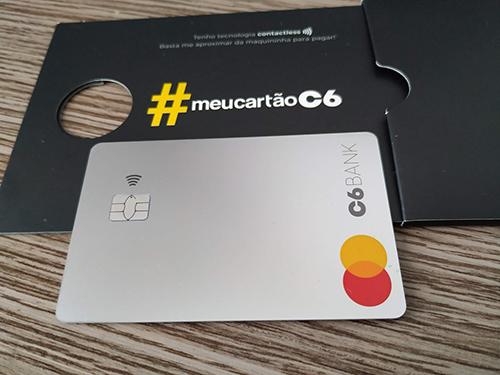 cartao c6 bank
