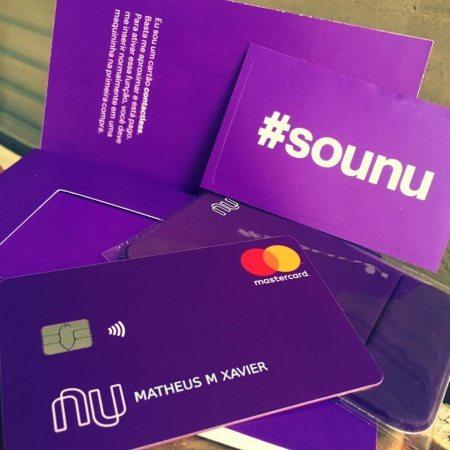 cartao de credito nubank